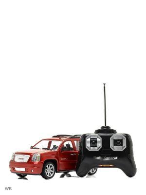 Машина р/у GMC Yukon Denali 1:24 HOFFMANN. Цвет: красный