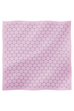 Платок Bino Tiani. Цвет: розовый