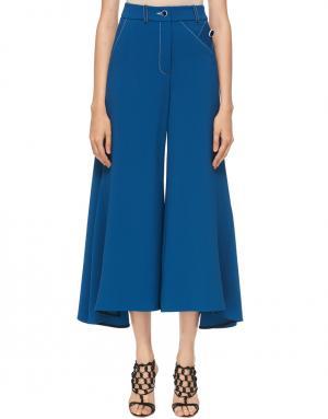 Классические брюки Peter Pilotto. Цвет: синий
