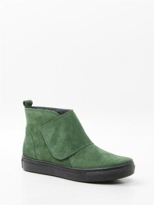Ботинки BELWEST. Цвет: темно-зеленый