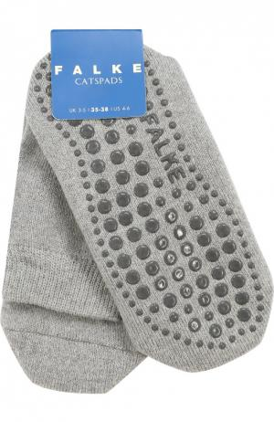 Носки Catspads Falke. Цвет: серый