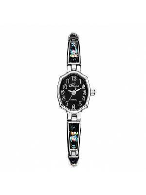 Часы Mikhail Moskvin. Цвет: черный, серебристый