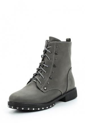 Ботинки Saivvila. Цвет: серый