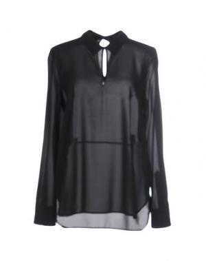 Pубашка CARLO CONTRADA. Цвет: черный