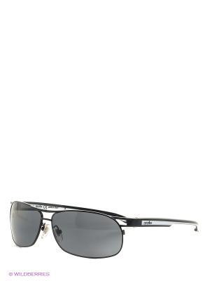 Солнцезащитные очки RH 756 04 Zerorh. Цвет: черный