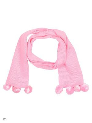 Шарф MIKIVIKI. Цвет: розовый