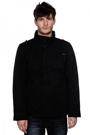 Куртка зимняя  Supermassive One Jax Black Krew. Цвет: черный