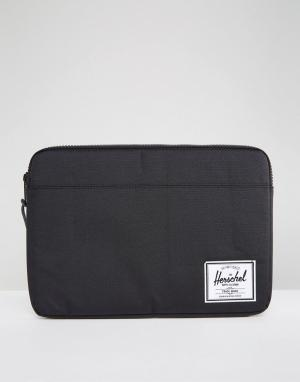 Herschel Supply Co Чехол для ноутбука. Цвет: черный