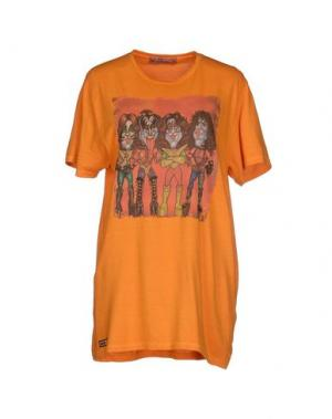 Футболка EAN 13. Цвет: оранжевый