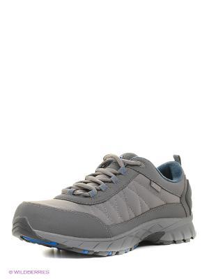 Спортивные ботинки ANTA. Цвет: серый, бронзовый, хаки