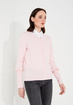 Кардиган Liu Jo. Цвет: розовый