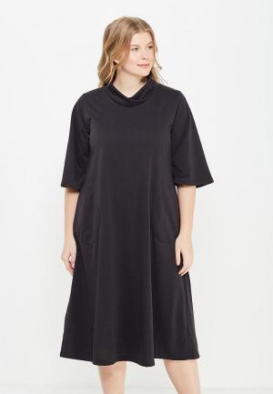 Платье Sparada. Цвет: черный