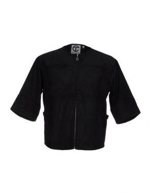 Куртка TELFAR. Цвет: черный