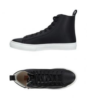 Высокие кеды и кроссовки BUDDY. Цвет: черный