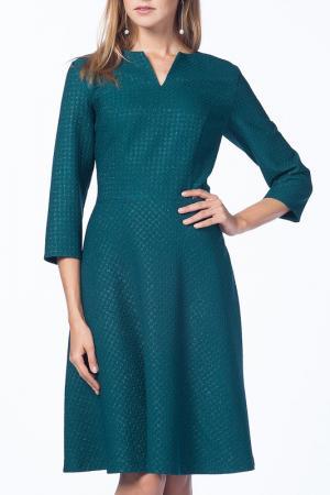Платье Guita. Цвет: green