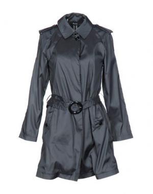 Легкое пальто SEALUP. Цвет: стальной серый