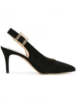 Туфли-лодочки Tereza Bionda Castana. Цвет: чёрный