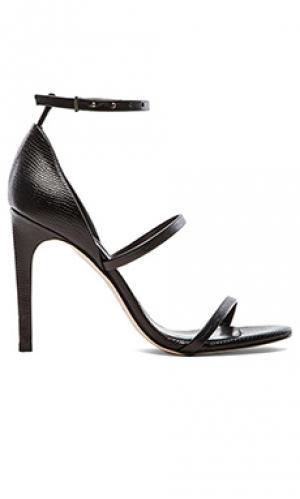 Туфли на каблуке The Mode Collective. Цвет: черный