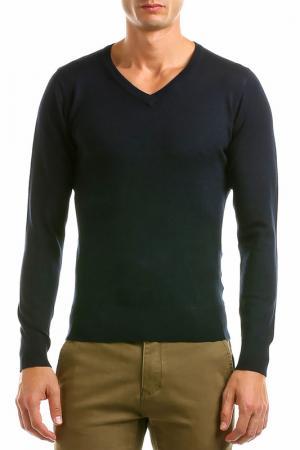 Пуловер Hot Buttered. Цвет: синий