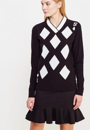 Пуловер Sonia by Rykiel. Цвет: черный
