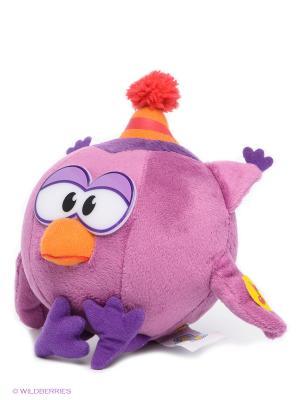 Мягкая игрушка Совунья Мульти-пульти. Цвет: фиолетовый