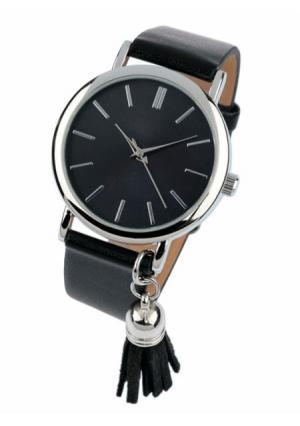Наручные часы Heine. Цвет: белый/серебристый, черный/серебристый
