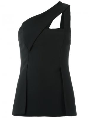 Cut out details blouse Giuliana Romanno. Цвет: none