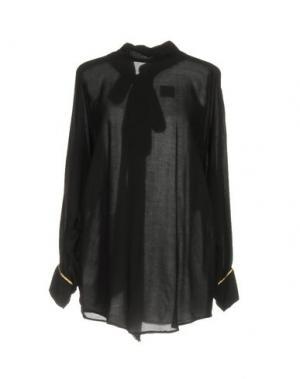 Блузка ..,MERCI. Цвет: черный
