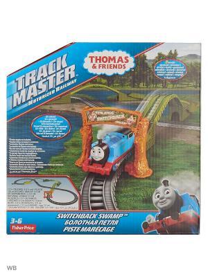 Томас и его друзья Игровой набор Гонка по болоту THOMAS & FRIENDS. Цвет: зеленый