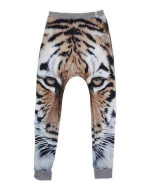 Повседневные брюки POPUPSHOP. Цвет: песочный