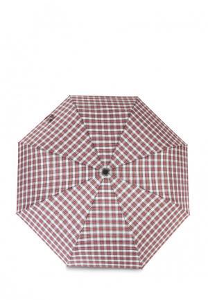 Зонт складной Baudet. Цвет: красный
