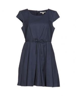Короткое платье TWENTY8TWELVE. Цвет: свинцово-серый
