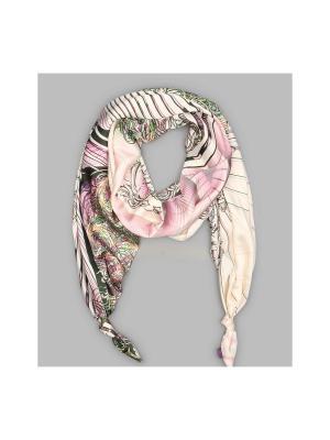 Платок Оланж Ассорти. Цвет: бежевый, розовый