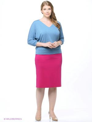 Блузка SPARADA. Цвет: синий