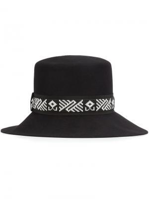Шляпа Moctezuma Yosuzi. Цвет: чёрный