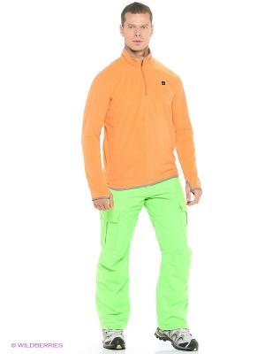 Джемпер Quiksilver. Цвет: оранжевый