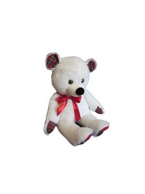 Медвежонок Для любимой Волшебный мир. Цвет: белый