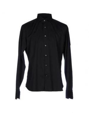 Pубашка GHERARDINI. Цвет: черный
