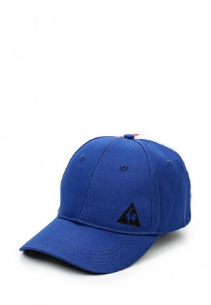 Бейсболка Le Coq Sportif. Цвет: синий