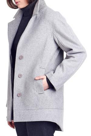 Пальто PARKA LONDON. Цвет: серый