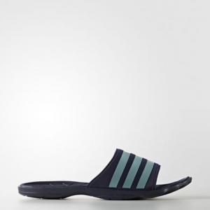 Шлепанцы adipure  Performance adidas. Цвет: серый
