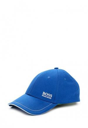 Бейсболка Boss Green. Цвет: синий