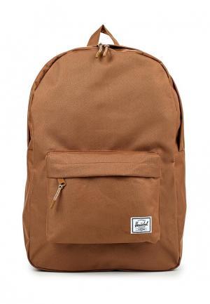 Рюкзак Herschel Supply Co. Цвет: коричневый