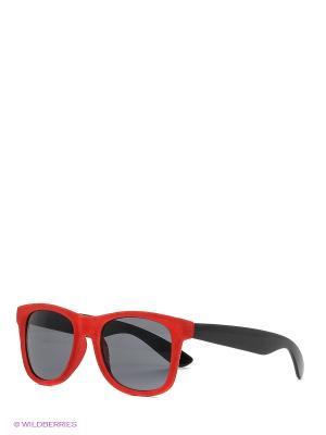 Бархатные очки Vittorio Richi. Цвет: красный
