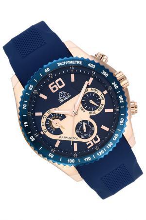Часы Kappa. Цвет: синий, синий