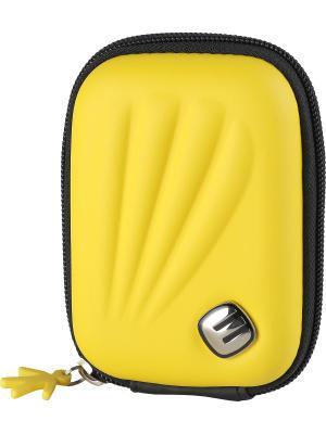 Era Pro EVA Чехол для фотоаппарата EP-010961  10х6,8х2,8 см. Цвет: желтый