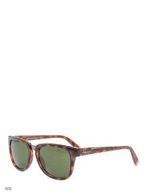 Солнцезащитные очки DQ 0106 52N Dsquared2. Цвет: коричневый, бронзовый