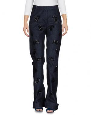 Джинсовые брюки ESSENTIEL ANTWERP. Цвет: синий
