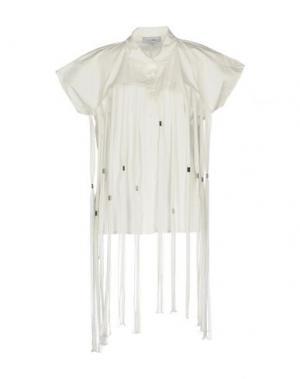 Pубашка EYEDOLL. Цвет: белый