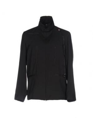 Куртка MARITHÉ + FRANÇOIS GIRBAUD. Цвет: черный